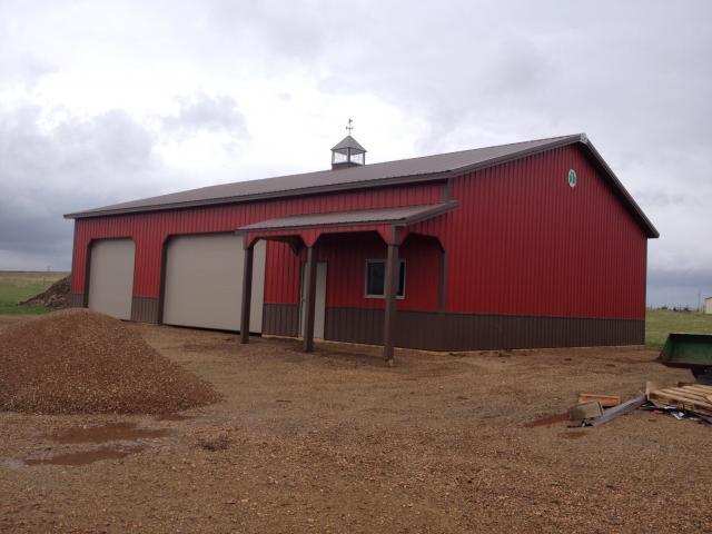 Pole barn outbuildings thoughts tips ideas for 40x60 pole barn