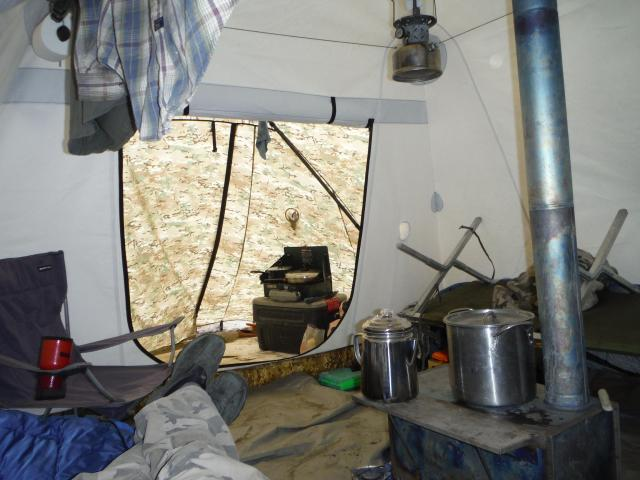 Great tent if you can afford them and very durable. Got a 10x10 that is 22 years old and still in great shape. Wouldnu0027t be without one myself. & Mountain Man Marty Arctic oven? | Wilderness Trapping and Living ...