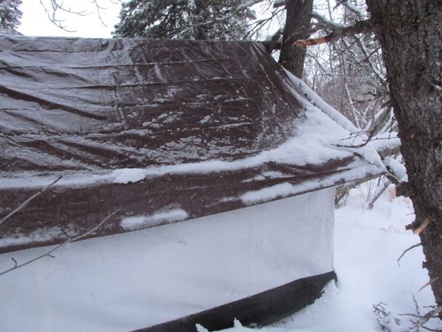 The AO is one skookum looking well built tent. And I am in no way downing it. Looked and went in them this fall in Alaska Tent and ... & Is an Arctic Oven better than a Wall Tent | Wilderness Trapping ...