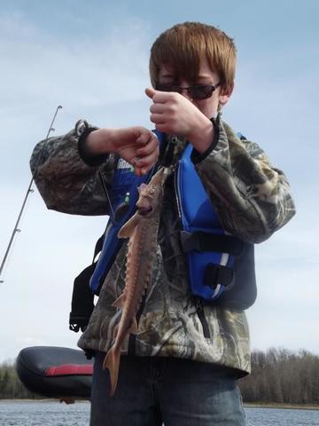Take a kid fishing trapper talk forums for Take a kid fishing
