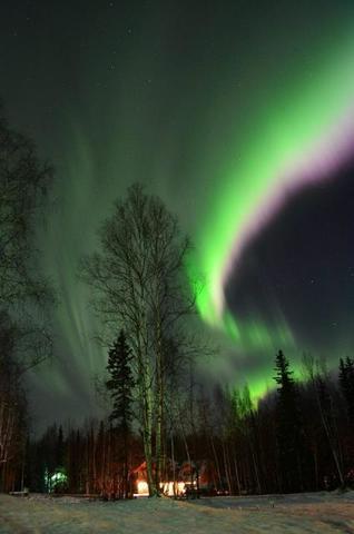 Galerry Northern Lights tonight Trapper Talk Trapperman com Forums