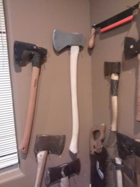 Axes Trapperman Forums