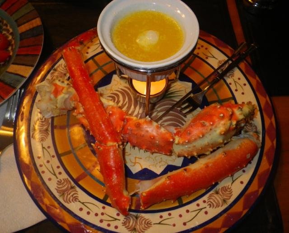 What 39 S For Supper Crab Zim 39 S Good Garden Stuff