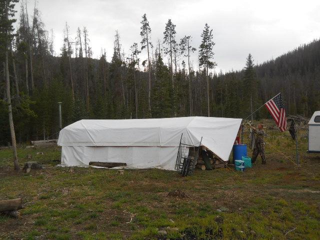 Anyone Ever Make There Own Wall Tent Trapper Talk
